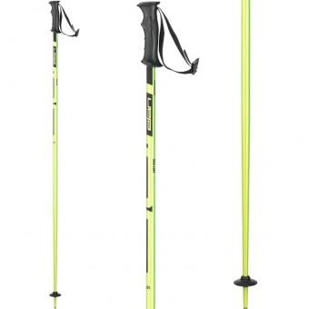 Elan Ski Poles Hotrod Green