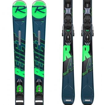 Rossignol React R4 Sport Ca 2020 + Xpress 10