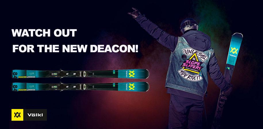 Volkl Deacon 84